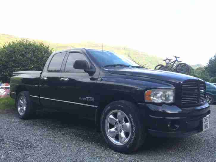 Dodge Ram 1500 V8 pick up truck