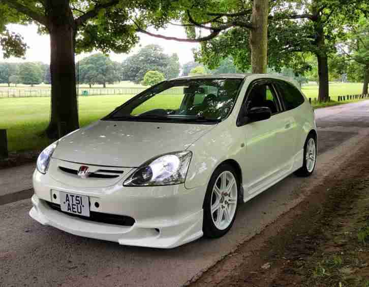 honda ep3 2001 civic type r championship white mugen etc beautiful. Black Bedroom Furniture Sets. Home Design Ideas