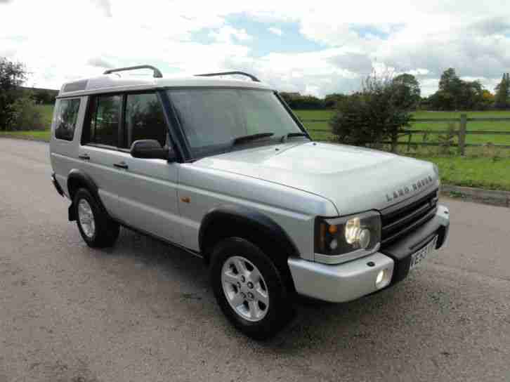 EXCELLENT 53 PLATE LAND ROVER DISCOVERY 2.5
