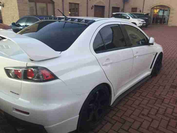 Evo X SST 300 2008. Not STI, GTI, GTR, RS. Forged engine. May px, swap