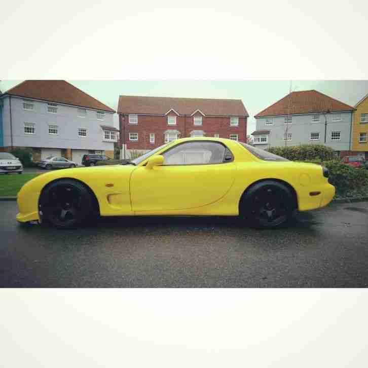 Ex Hks Kansai Rx 7 Fd3 Twin Turbo Car For Sale