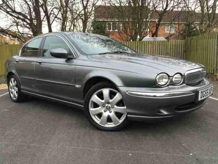 Jaguar ★ F.S.H ★ 2005 (55) X Type SE 2.0 DIESEL 4 door saloon A C