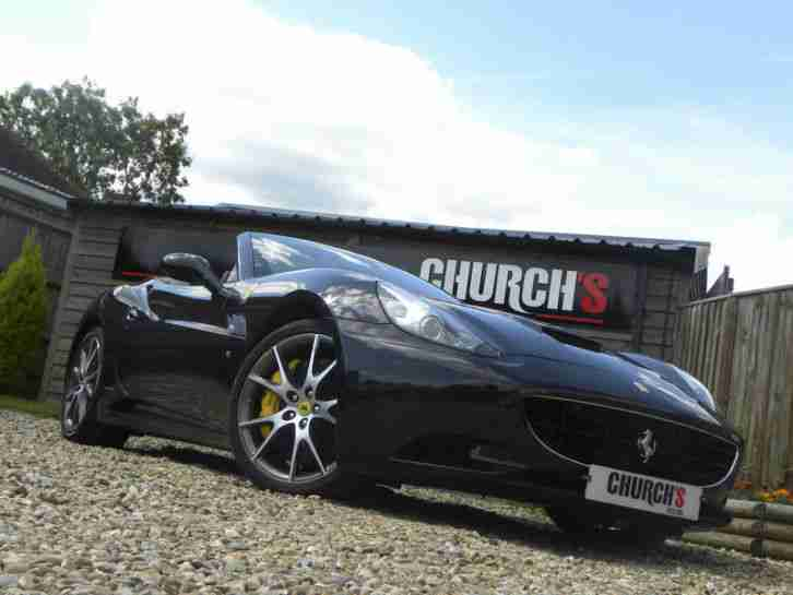 FERRARI CALIFORNIA 4.3 STUNNING CAR!