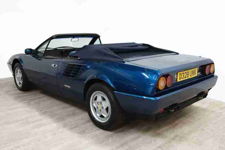 ferrari mondial cabriolet sale 1988 ferrari mondial qv 3 2 cabriolet for sale ferrari mondial. Black Bedroom Furniture Sets. Home Design Ideas