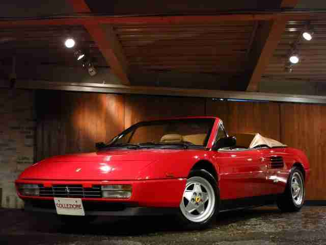 Ferrari MONDIAL T. Ferrari car from United Kingdom