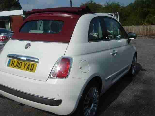 FIAT 500 1.3 Multijet 95 Lounge