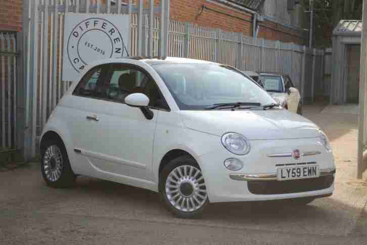 Fiat 2010. Fiat car from United Kingdom