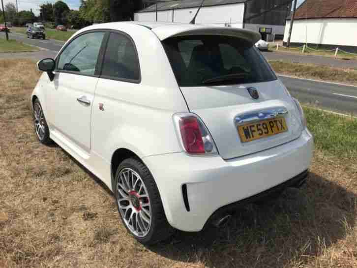 500 ABARTH 1.4 TURBO SALVAGE DAMAGED