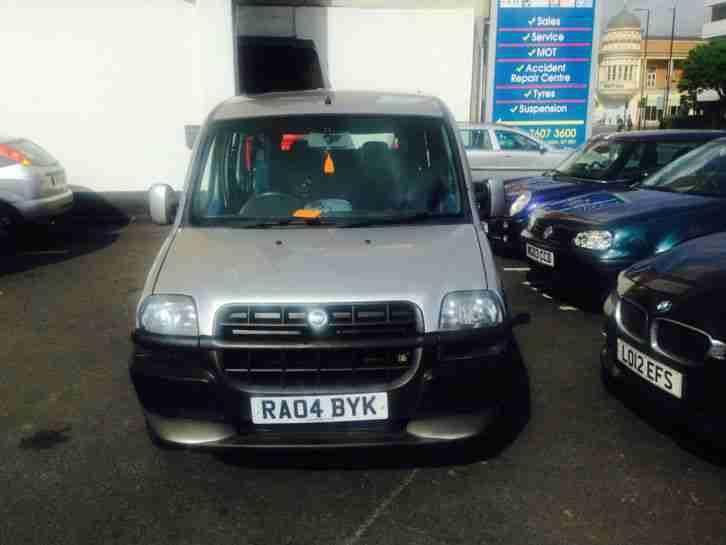 DOBLO MULTIJET FAMILY 7 SEATS DIESEL IN