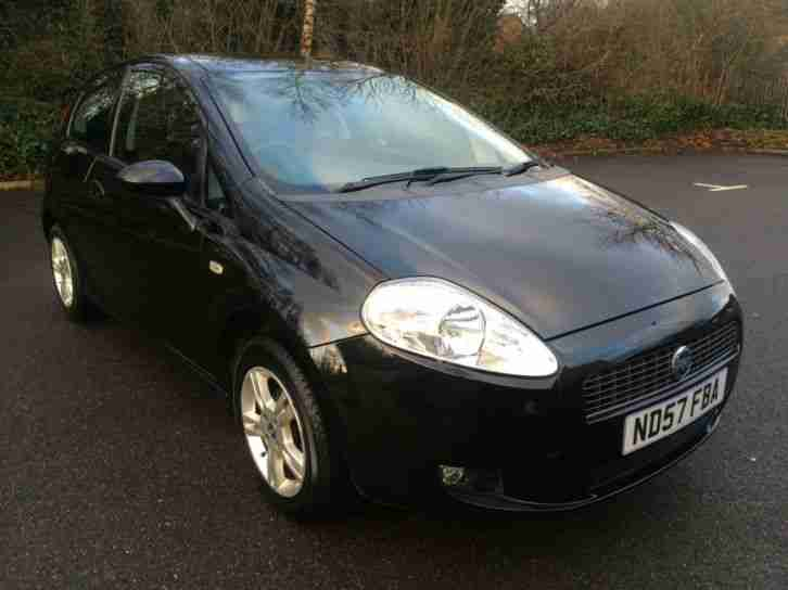 fiat 2003 punto sporting 1 2 16v spares or repair starts. Black Bedroom Furniture Sets. Home Design Ideas