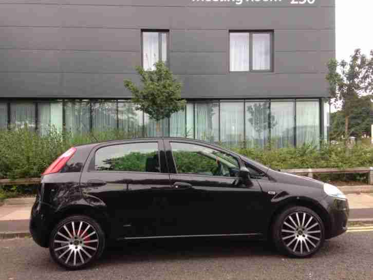 FIAT GRANDE PUNTO 2007 1.2 ACTIVE***HPI CLEAR+BARGAIN OF THE WEEK****