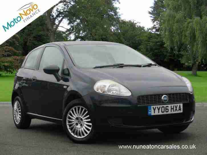 FIAT GRANDE PUNTO Active Blue Manual Petrol, 2006