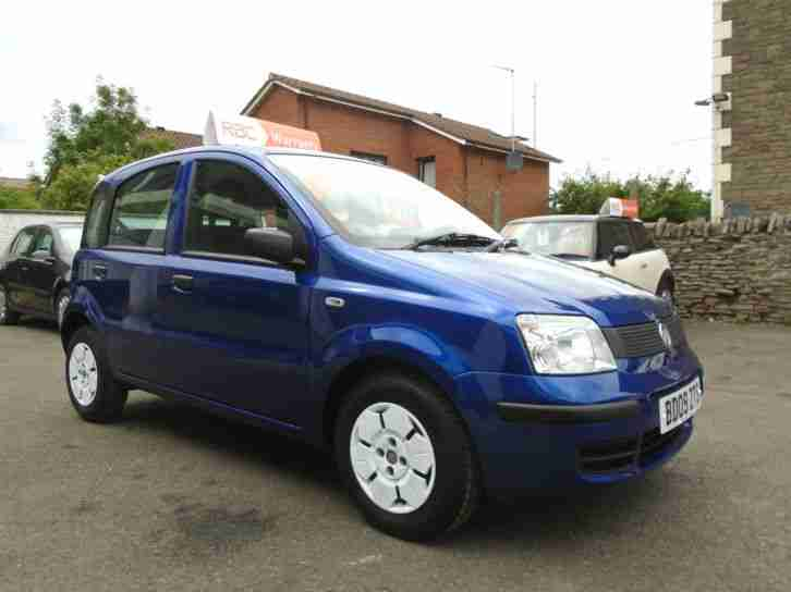 PANDA 1.1 ACTIVE ECO 5 DOOR 43000 MILES