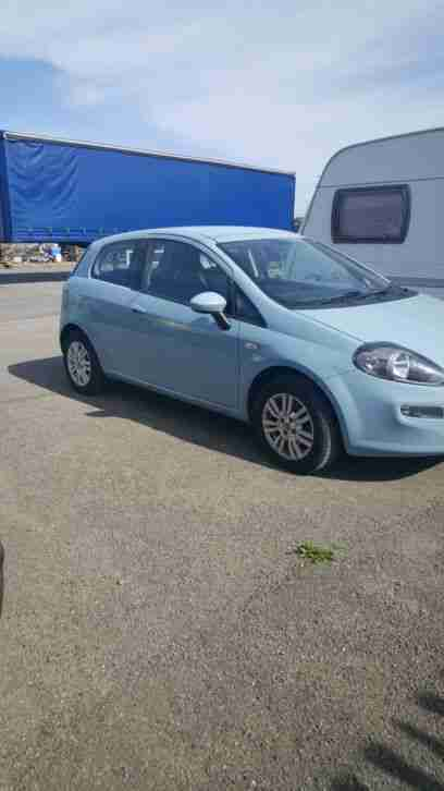 FIAT PUNTO 1.2 LITRE PETROL FOR SALE