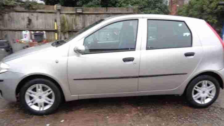 PUNTO DYNAMIC MULTIJET GREY 1248 DIESEL