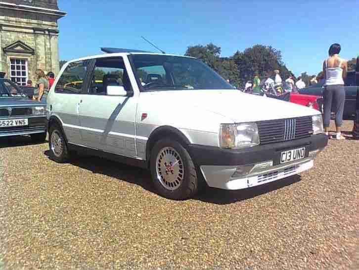 Fiat UNO TURBO MK1. car for sale