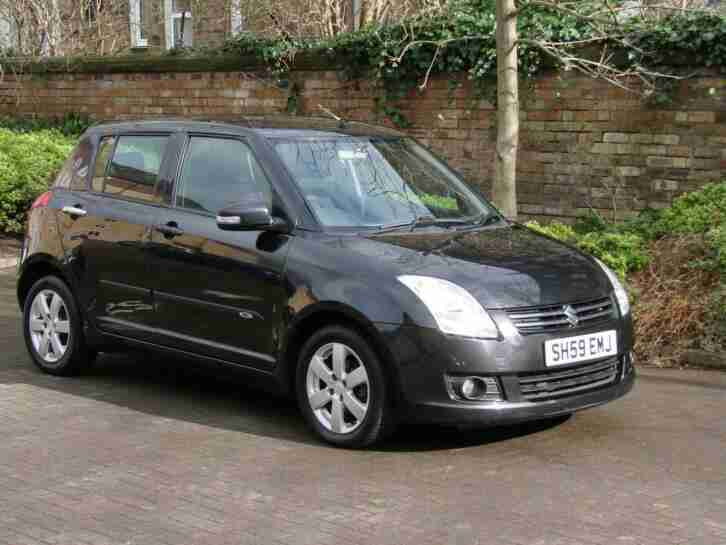 FINANCE AVAILABLE!! 59 REG SUZUKI SWIFT 1.3 SZ L 5dr, 1 FORMER KEEPER