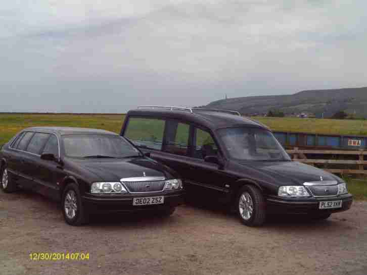 FAIRLANE MK10 HEARSE AND FAIRLANE MK10 6