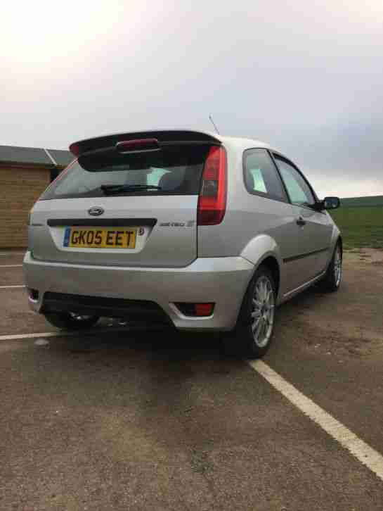 Ford FIESTA ZETEC S 2005 fsh not st cosworth track car focus rs. car for sale