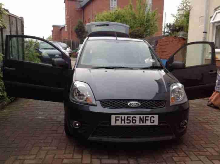 Ford Fiesta Zetec Ford Car From United Kingdom