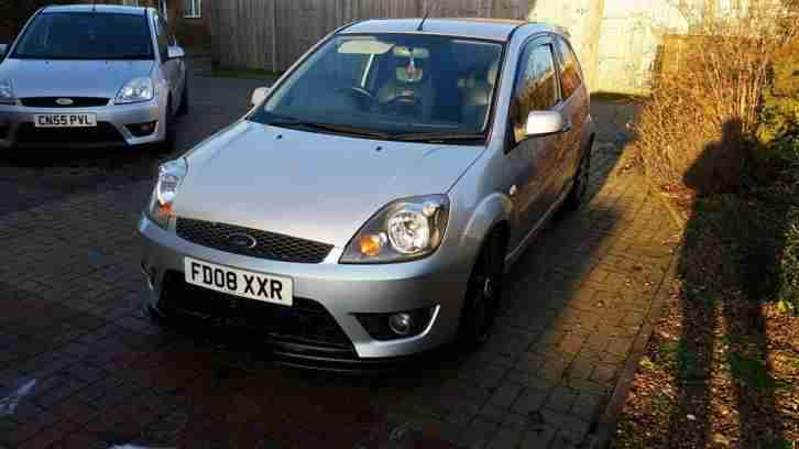 ford fiesta zetec s tdci 1 6 st rep 2008 mk6 mk6 5 30 year tax car for sale. Black Bedroom Furniture Sets. Home Design Ideas