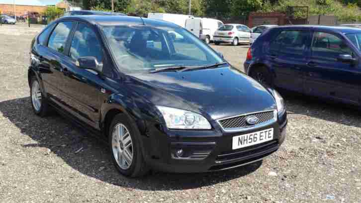 FORD FOCUS 1.8 DIESEL MANUAL 07 PLATE F/S/H, 1 OWNER, 2 KEYS