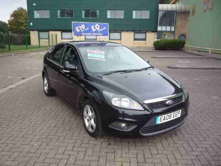 FOCUS 2.0 ZETEC TDCI £15 Per Week £O