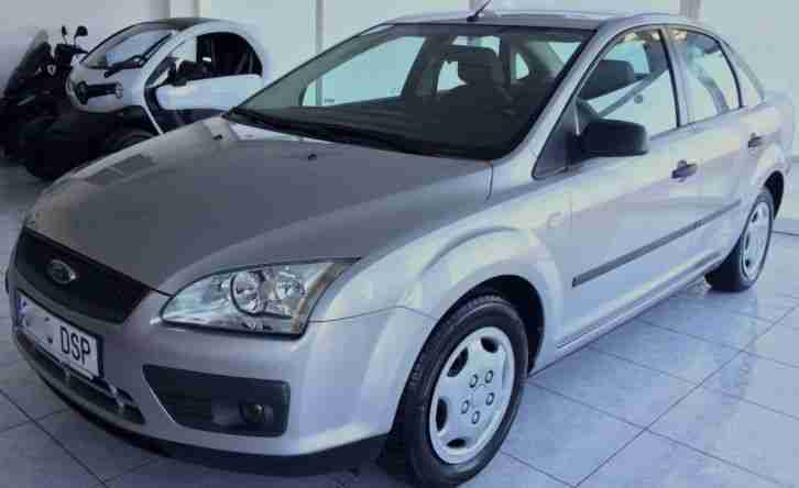 Ford Focus Automatic Spanish Reg Lhd In Spain Car For