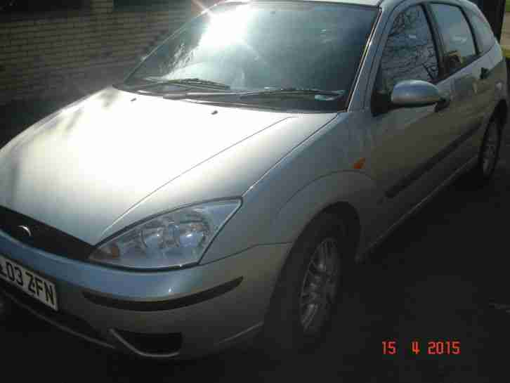 FORD FOCUS LX 2003