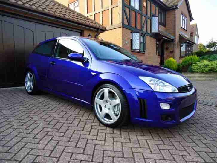 Ford Focus Rs Mk1 2003