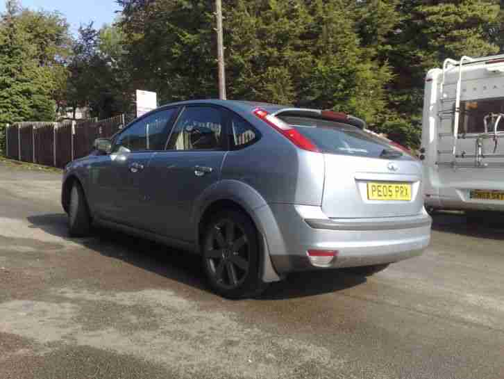FORD FOCUS TITANIUM, LEATHER SEATS, ALLOYS, FULL HISTORY, LONG MOT NO RESERVE px