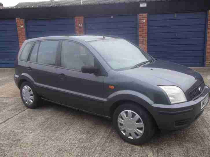 ford fusion 2 16v 2003 with service history car for sale. Black Bedroom Furniture Sets. Home Design Ideas