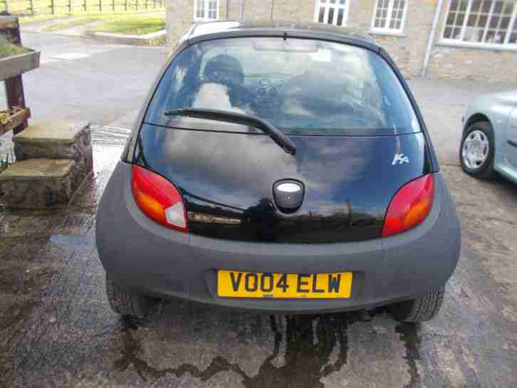 FORD KA 1.3, 44K FULL SERVICE HISTORY 11 STAMPS ALL MAIN DEALER BY FORD