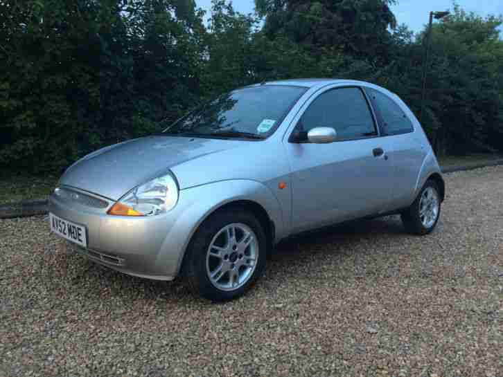 Ford KA 1,3. Ford car from United Kingdom
