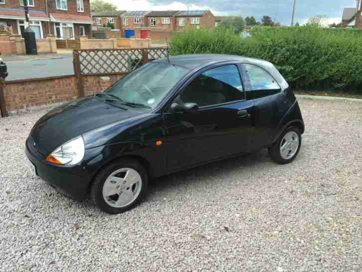 FORD KA COLLECTION 1.3 2001 MOT AND TAX