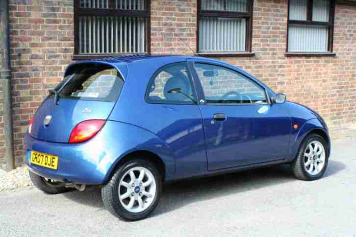 Ford KA ZETEC WITH CLIMATE PACK. Car For Sale