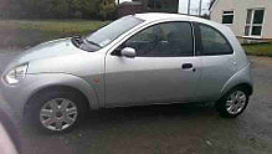Ford Ka For Ford Car From United Kingdom