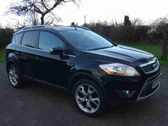 KUGA TITANIUM 2.0 TDCi TWO WHEEL DRIVE