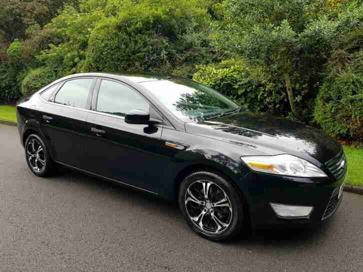 FORD MONDEO 2.0. Land & Range Rover car from United Kingdom
