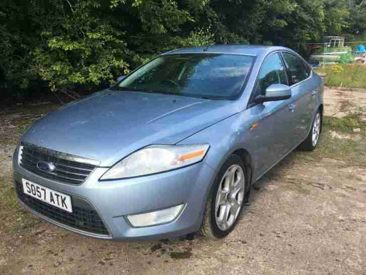 FORD MONDEO 2.0 GHIA 57 PLATE 90,000 MILES ONE OWNER PETROL MANUAL