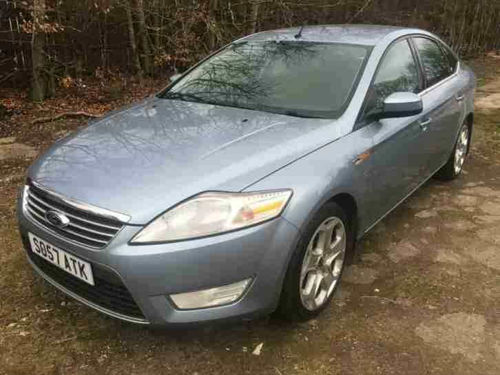 Ford MONDEO 2.0. Ford car from United Kingdom