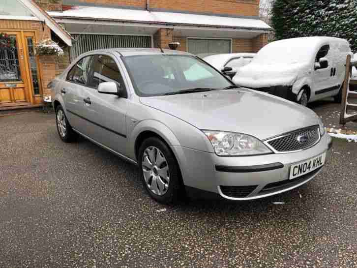 FORD MONDEO LX. Subaru car from United Kingdom