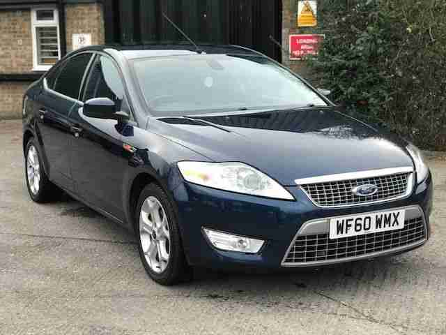 FORD MONDEO TITANIUM. Other car from United Kingdom
