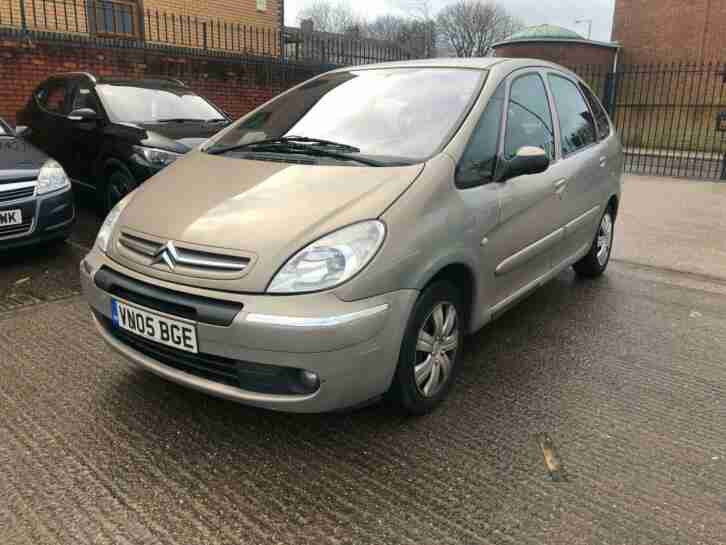 — FREE DELIVERY — CITROEN XSARA PICASSO DESIRE — ONLY 2 FORMER KEEPERS — MO—