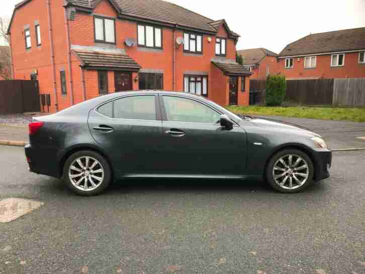 —- FREE DELIVERY —- LEXUS IS 250 SE-L —- 6 SPEED —- GREAT SPEC —- LONG MOT —-