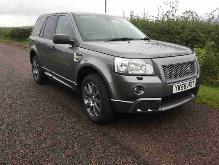 FREELANDER HST TD4 GENUINE FACTORY FITTED