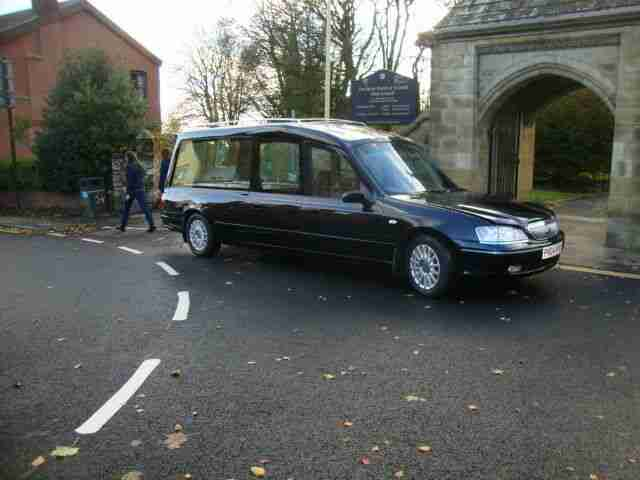 Ford FUNERAL MK10. Ford car from United Kingdom