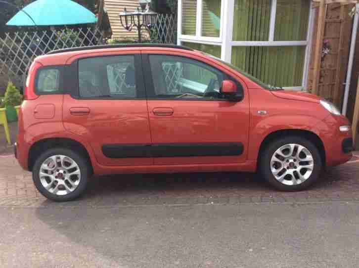Fantastic Panda very low mileage