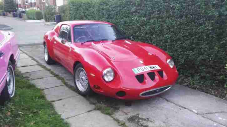 Ferrari 250 gto tribute kit car.