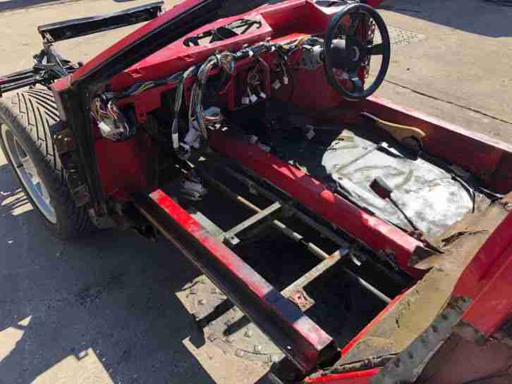 Ferrari 308 328 project restoration gts race classic car